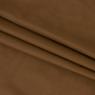 """Тканина для постільної білизни Бязь """"Gold"""" Lux однотонна GLbrown (50м)"""