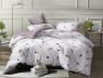 Семейный набор хлопкового постельного белья из Ранфорса №182077 Черешенка™