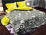 """Ткань для постельного белья Бязь """"Gold"""" Lux GL984 (A+B) - (50м+50м)"""