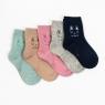 Дитячі шкарпетки Nicen на 7-9 років (10 пар) №Y071rabbit