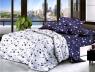 Семейный набор хлопкового постельного белья из Ранфорса №1822077AB Черешенка™