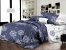 Семейный набор хлопкового постельного белья из Ранфорса №182028AB Черешенка™