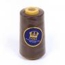 Нитки Crown 40/2 047 коричневый