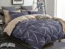 """Ткань для постельного белья Бязь """"Gold"""" Lux GL1289 (A+B) - (50м+50м)"""
