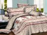 Ткань для постельного белья Сатин S565 (A+B) - (60м+60м)