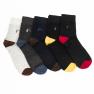 Чоловічі шкарпетки Nicen (10 пар) 41-47 №F551C
