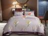 """Полуторный набор постельного белья 150*220 из Бязи """"Gold"""" №154559AB Черешенка™"""