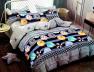 """Семейный набор хлопкового постельного белья из Бязи """"Gold"""" №154251AB Черешенка™"""