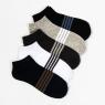 Мужские носки короткие Nicen (10 пар) 41-47 №F553-23