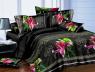 Семейный набор хлопкового постельного белья из Ранфорса №182211 Черешенка™