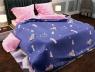 """Ткань для постельного белья Бязь """"Gold"""" Lux GL1284 (A+B) - (50м+50м)"""