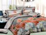 Евро макси набор постельного белья 200*220 из Ранфорса №1812487 Черешенка™