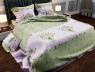 """Семейный набор хлопкового постельного белья из Бязи """"Gold"""" №156673 Черешенка™"""