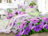 Семейный набор хлопкового постельного белья из Ранфорса №18910 Черешенка™