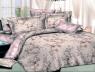 Евро макси набор постельного белья 200*220 из Ранфорса №182200AB Черешенка™