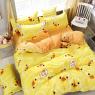 """Ткань для постельного белья Бязь """"Gold"""" Lux детская (уточка) GLB167 (A+B) - (50м+50м)"""