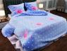 """Ткань для постельного белья Бязь """"Gold"""" Lux """"Душевное расслабление"""" GL1127"""