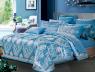 Двоспальний набір постільної білизни 180*220 із Жакарду №019AB KRISPOL™