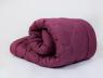 Двуспальное одеяло микрофибра/холлофайбер №40032