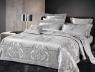 Евро макси набор постельного белья 200*220 из Жаккарда №017AB KRISPOL™