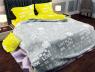 """Евро макси набор постельного белья 200*220 из Бязи """"Gold"""" №1572080AB Черешенка™"""