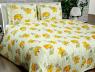 """Ткань для постельного белья Бязь """"Gold"""" Lux детская GLB9520green"""
