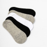 Чоловічі шкарпетки сліди Nicen (12 пар) 44-47 №F577