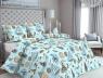 """Ткань для постельного белья Бязь """"Gold"""" Lux детская GLB142"""
