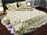 """Ткань для постельного белья Бязь """"Gold"""" Lux """"Растительный принт (абстрактный)"""" GL936"""