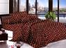 Семейный набор хлопкового постельного белья из Ранфорса №182634 Черешенка™