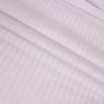 """Тканина для постільної білизни Бязь """"Gold"""" Lux однотонна GLwhitestripe (50м)"""