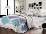 Семейный набор хлопкового постельного белья из Ранфорса №182042 Черешенка™