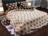 """Ткань для постельного белья Бязь """"Gold"""" Lux GL1225 (A+B) - (50м+50м)"""