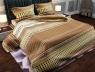 """Тканина для постільної білизни Бязь """"Gold"""" Lux """"Геометричний (точковий) принт"""" GL828"""