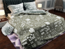 """Полуторный набор постельного белья 150*220 из Бязи """"Gold"""" №1572075AB Черешенка™"""