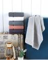 Комплект махровых банных полотенец CESTEPE LUX DESA (140*70)