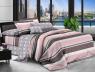 Семейный набор хлопкового постельного белья из Ранфорса №1831205AB Черешенка™