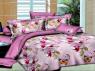 """Ткань для постельного белья Бязь """"Gold"""" """"Цветущая орхидея"""" GLL4030"""