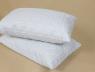 Подушка микрофибра/холлофайбер 50*70 белая (на замке)