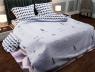 """Семейный набор хлопкового постельного белья из Бязи """"Gold"""" №154269AB Черешенка™"""