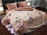 """Семейный набор хлопкового постельного белья из Бязи """"Gold"""" №151269AB Черешенка™"""