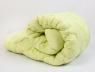 Евро одеяло микрофибра/холлофайбер №40015
