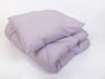 Детское одеяло с подушкой микрофибра/холлофайбер 2103