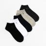Мужские носки короткие Nicen (10 пар) 41-47 №F553-21