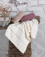 Комплект махрових банних рушників CESTEPE KARE (150*90)