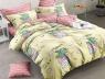 Евро макси набор постельного белья 200*220 из Ранфорса №183173AB Черешенка™