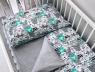 """Ткань для постельного белья Бязь """"Gold"""" Lux детская GLB752A"""