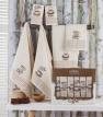 Набор кухонных полотенец Nilteks Gualita Koffe 50*70 (6 шт)