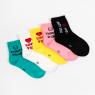 Дитячі шкарпетки Nicen на 4-6 роки (10 пар) №Y076-5