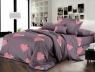 Семейный набор хлопкового постельного белья из Ранфорса №181998 Черешенка™